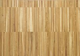 Solid oak industrial parquet 22x8x160
